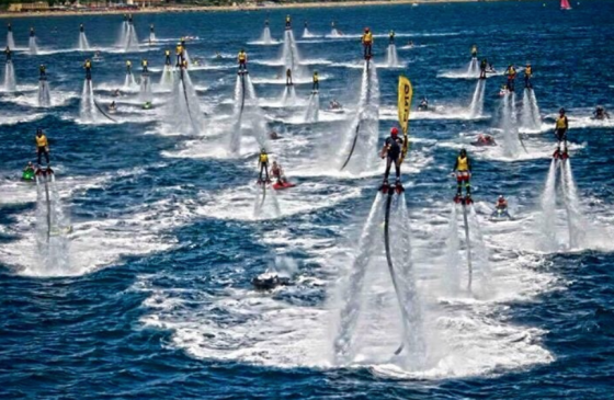 Breitling Flyboard Family