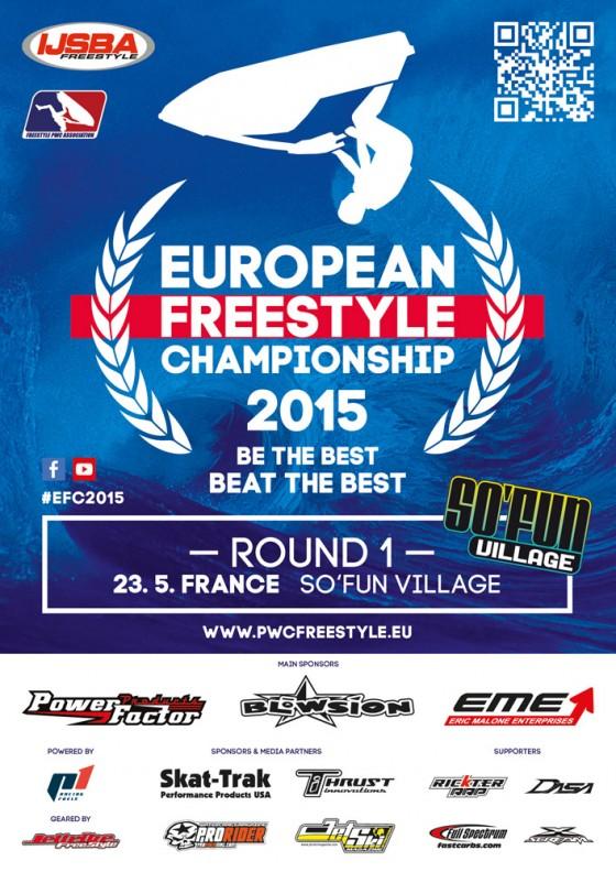 30 Days Remain Until the 2015 European Freestyle Championship Kicks Off