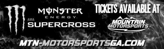 Atlanta Supercross!