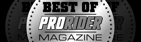"Pro Rider ""Best Of 2014″ Poll"