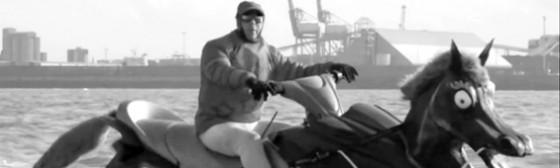 Mersey hosts jet ski Grand National