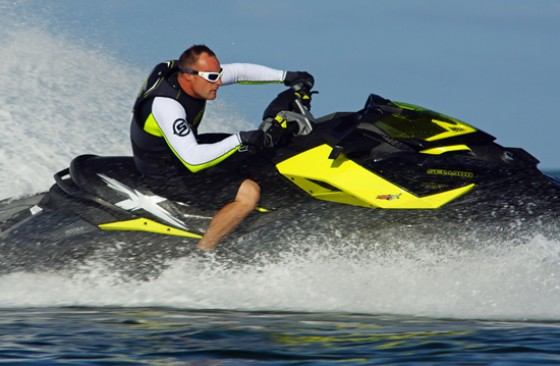 What's new SeaDoo?