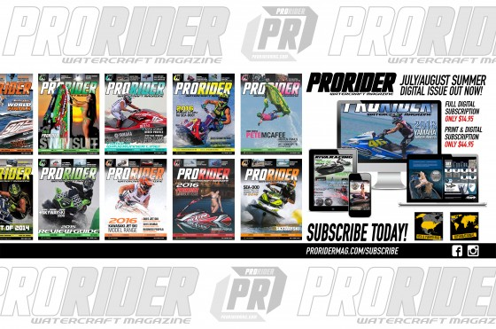 The Pro Rider Watercraft Magazine 2017 September/October Issue is Now Available!