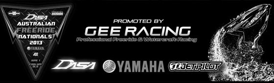 Gee Racing Announces 2013 Australian Freeride Nationals