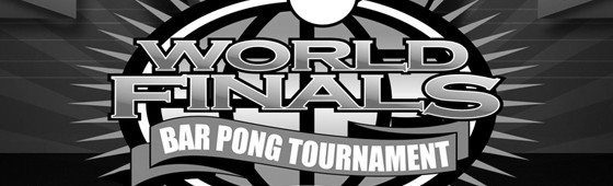 World Finals BAR (a.k.a Beer) Pong Tournament Rules