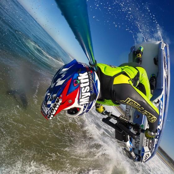 GoPro Jetski Motosurf with Mark Gomez