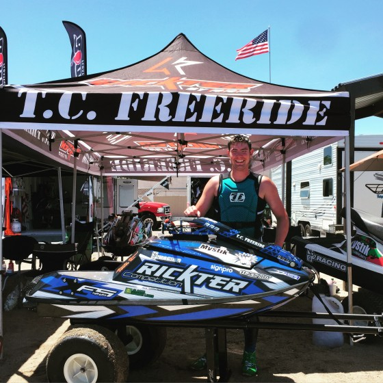 Pro Freerider Tanner Thomas Update