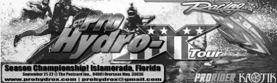 Pro Hydro-X Rocks Islamorada This Weekend: Final US Regional Race Of The Year