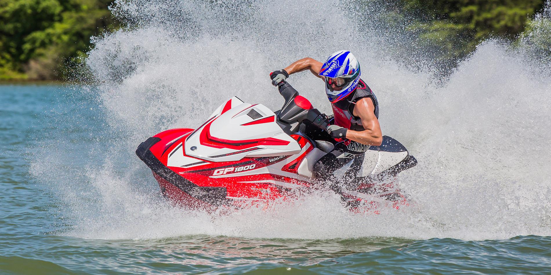 Yamaha 2017 Waverunner Lifestyle